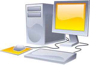 Ikona Počítač pro postižené